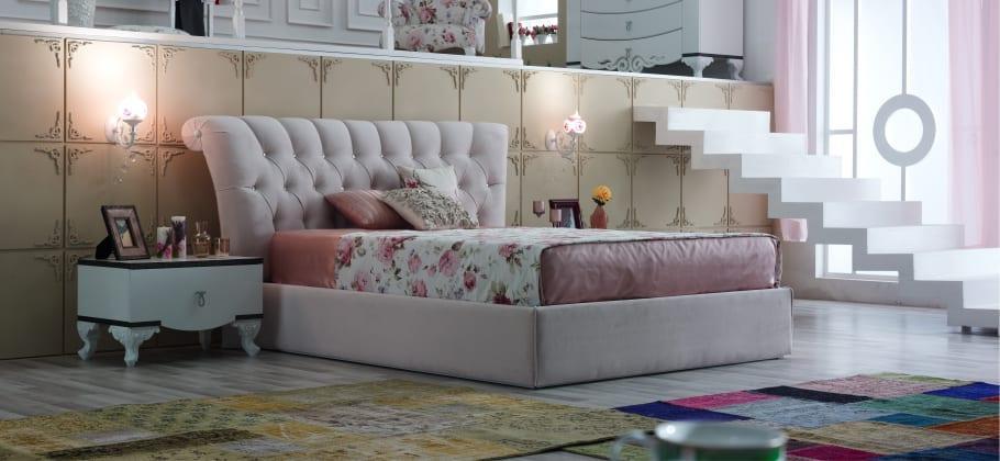 arya yatak odasi