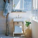 banyolarda romantik dekorasyon fikirleri