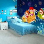cocuk ve bebek odasi resimli duvar kagitlari
