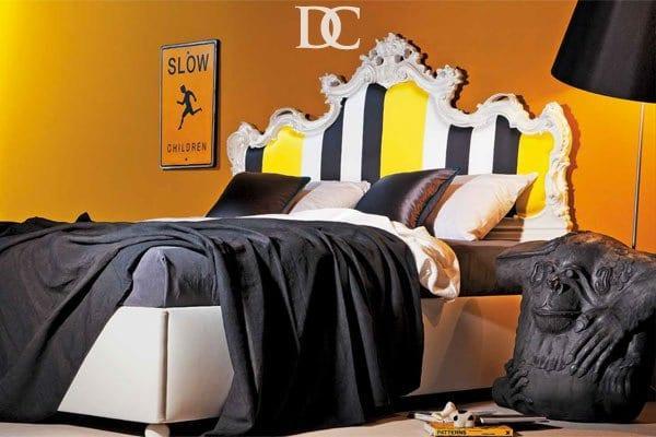 creazoni tasarimi yatak basi