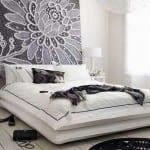 dantek desenli yatak basi