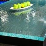dekoratif cam mutfak tezgah modelleri