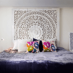 dekoratif yatak basi modelleri 2015