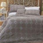 el yapımı dantel yatak örtüsü modelleri 2015