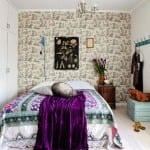 etnik yatak ortusu modeli