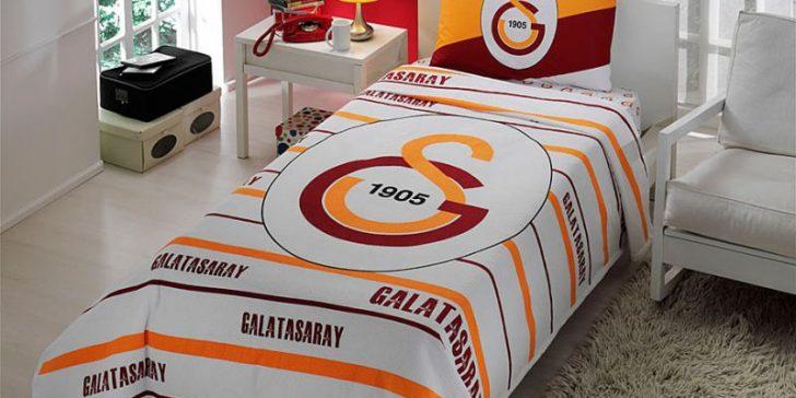 Genç Odaları İçin En Güzel Taraftar Yatak örtüleri 2015