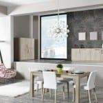 ider mobilya yemek odalari