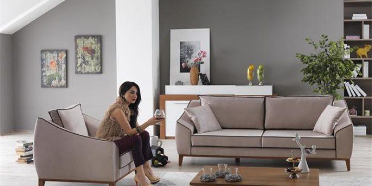 İder Mobilya 2015 Modern Oturma Grubu Modelleri