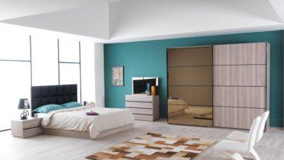İder Mobilya  Modern Yatak Odası Modelleri