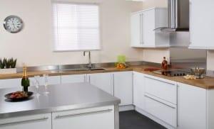 ikea beyaz modern mutfak modelleri