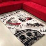 istanbul resimli yeni moda hali