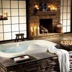 italyan stili banyo dekorasyonu
