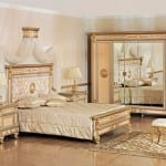 klasik tarz yatak odasi modelleri