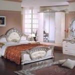 klasik tarz yatak odasi modelleri 2015
