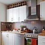 kucuk kullanışlı mutfak modelleri