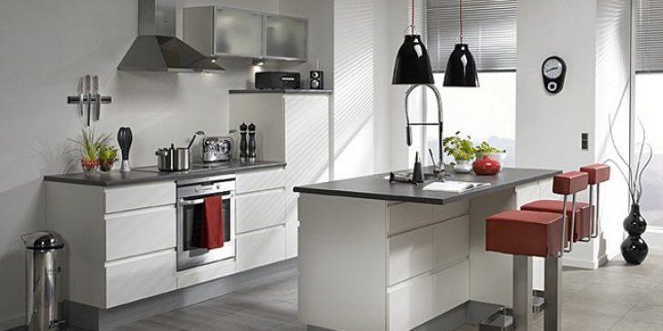 Yeni Moda 2015 Modern Küçük Mutfak Modelleri