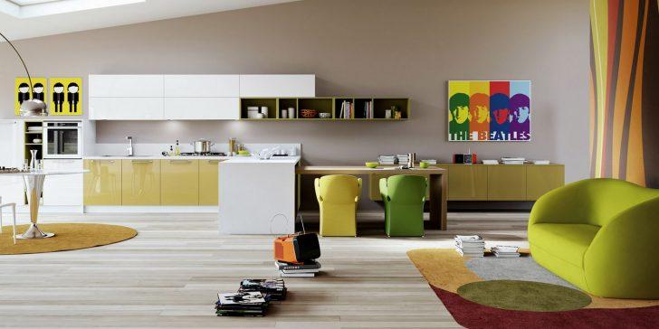 Son Moda 2015 Modern Hazır Mutfak Modelleri
