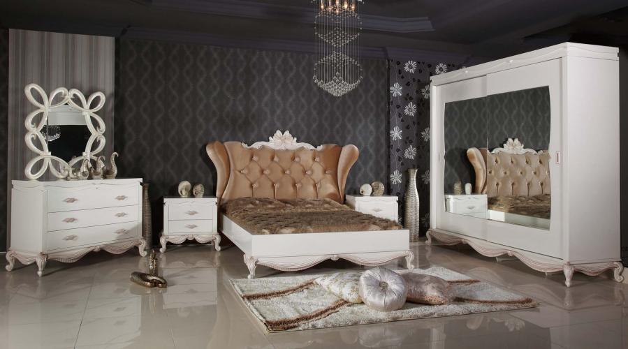 muhtesem yatak odasi modelleri