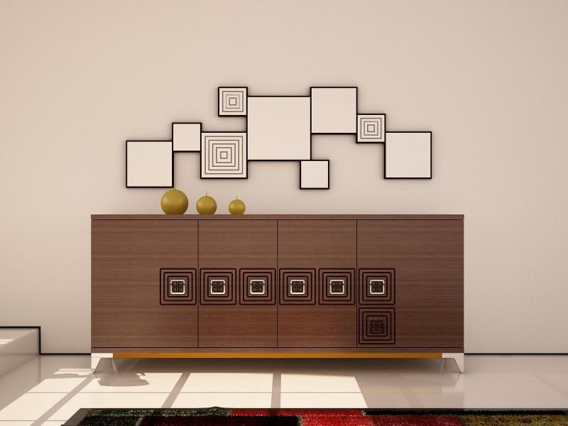 panello yemek odasi konsol modeli