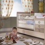 portivo bebek odasi modeli