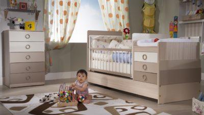 Bellona Mobilya Yeni Trend Bebek Odası Modelleri