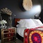 rengarenk otantik yatak ortuleri