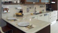 Yeni Trend Mutfak Tezgah Modelleri 2015