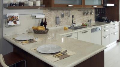 Yeni Trend Mutfak Tezgah Modelleri