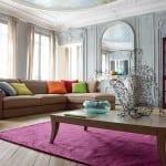 roche bobois modern salon ve oturma odasi koltuk modelleri