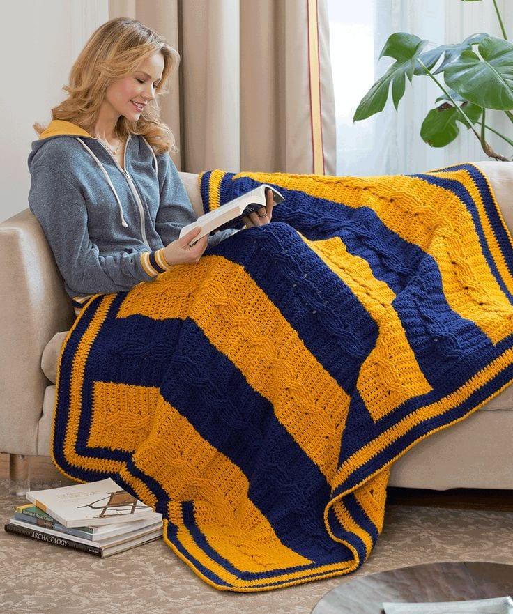 tigla orulmus battaniye ornekleri