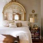 yatak odasi klasik ayna modeli