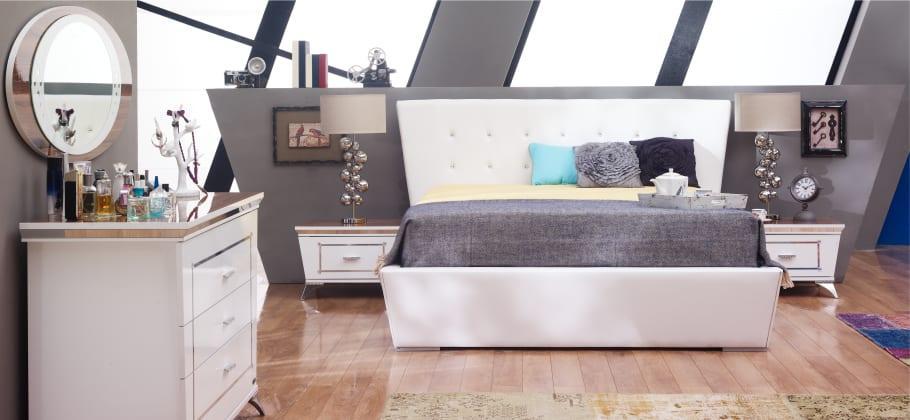 yeni bianco yatak odasi