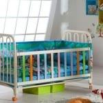 yeni moda bebek odası basigi
