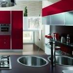 yeni moda modern ve konforlu mutfaklar