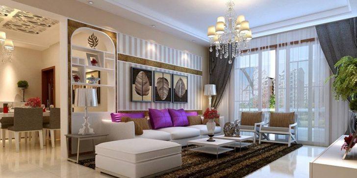 Yeni Moda Modern Salon Dekorasyon Modelleri 2015