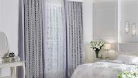 Yatak Odası İçin Son Moda Perde Modelleri 2015
