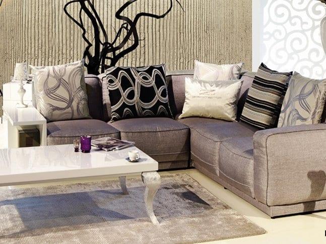 zebrano mobilya modern kose takimi modelleri