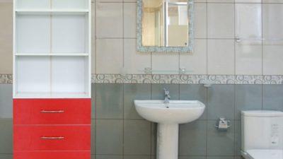 çok Amaçlı Modern Banyo Boy Dolapları