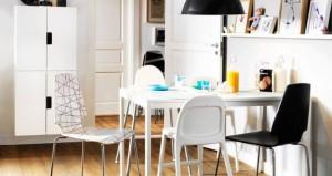 2015 İkea mutfak masa Sandalye Modelleri