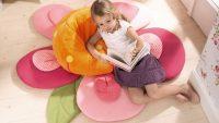 Çocuk Odaları İçin Eğlenceli Puf Modelleri 2015