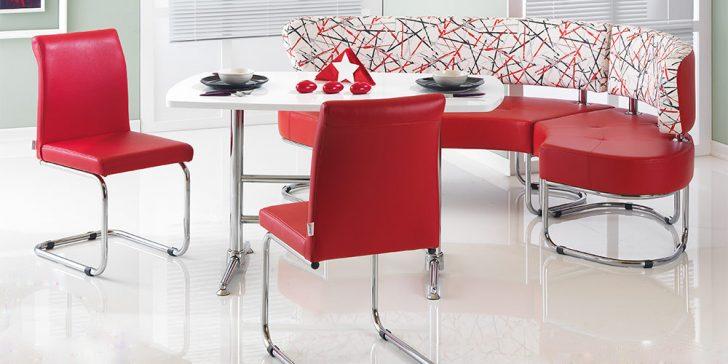 Mutfaklarda Tarz Yaratan Yeni Moda Köşe Takımları 2015