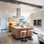 ada tipi modern mutfak modeli