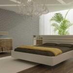 anka modern yatak odasi