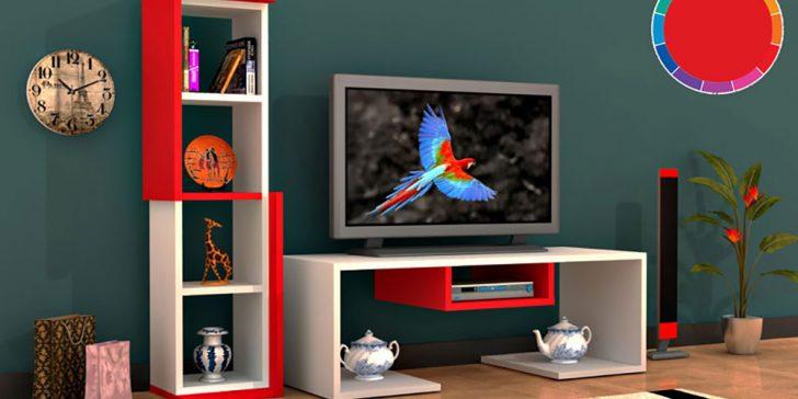 Özbay Mobilya Yeni Moda Modern Tv Sehpaları 2015