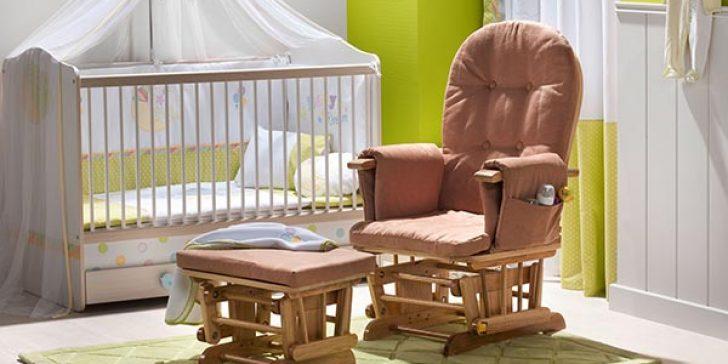 Yeni Moda Bebek Odası Anne Koltuğu Modelleri 2015