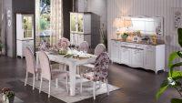 Bellona Mobilyadan Yeni Moda 2015 Yemek Odaları