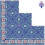 dekoratif cini desenli fayans modelleri