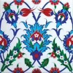 dekoratif cini desenli karo modelleri