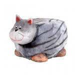 dekoratif kedi puf