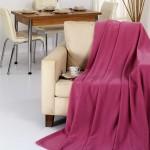 duz renk polar battaniye modelleri